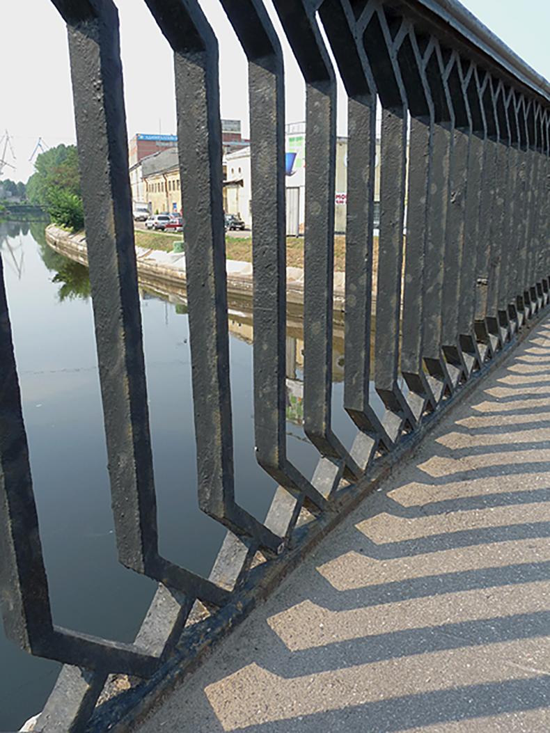 Решетка Банного моста