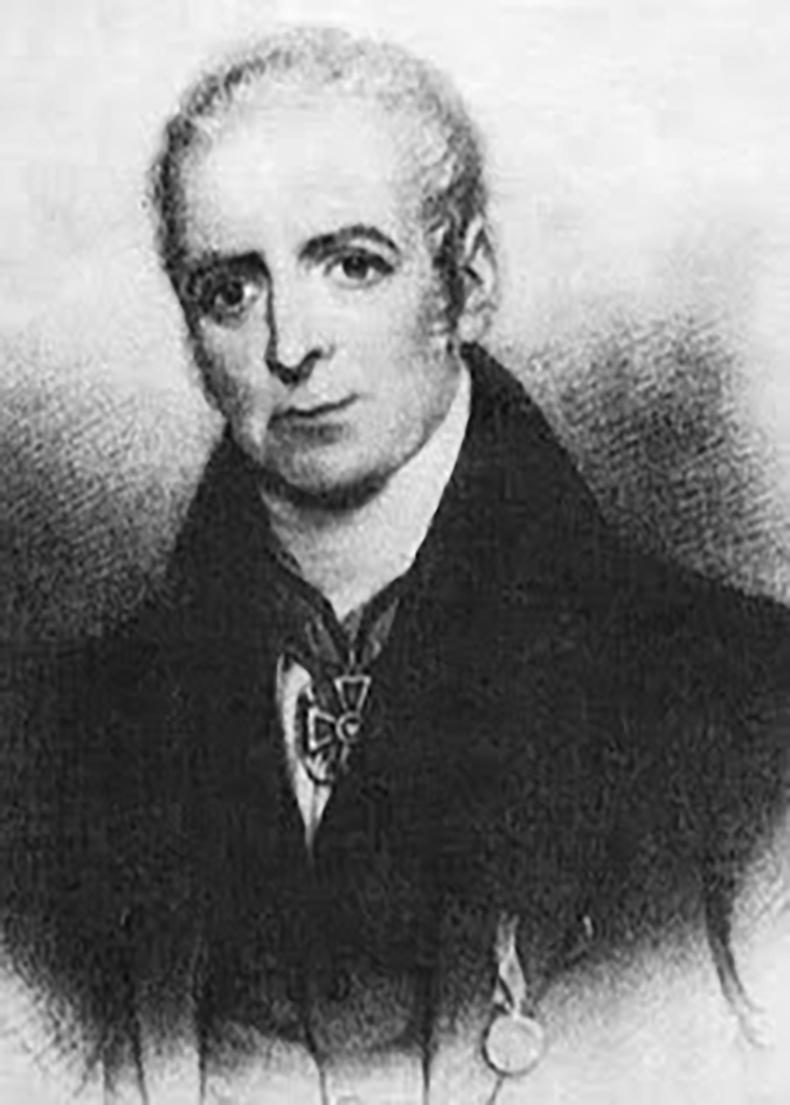 Чарльз Берд (1766–1843) — русский инженер и предприниматель шотландского происхождения. В 1815 году построил первый в России пароход. На заводе Берда изготавливались металлоконструкции для мостов Санкт-Петербурга, в том числе Благовещенского, Банковского, Львиного, Почтамтского, Египетского и 1-го Инженерного