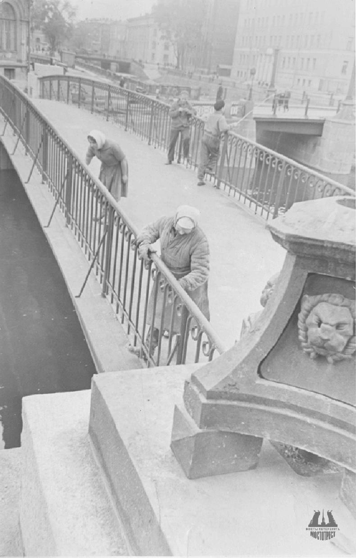 Краснофлотский мост, завершение строительства