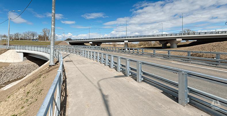Мост через реку Пулковку у Петербургского шоссе (6)