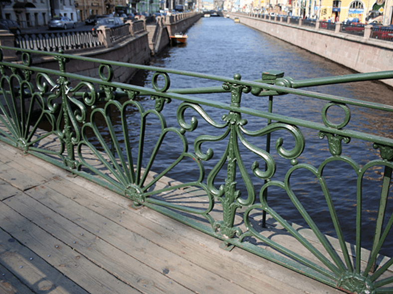 Решетка моста