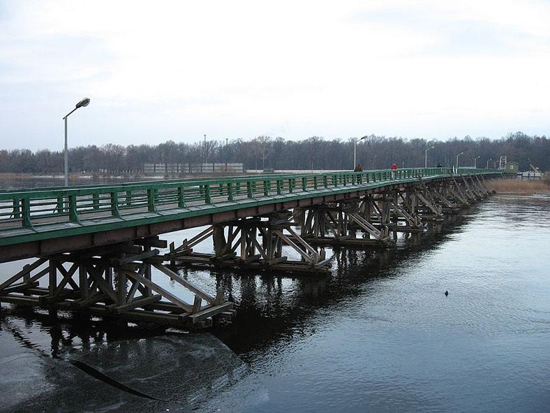 Пешеходный Большой Петровский мост, 1993–2008 годы