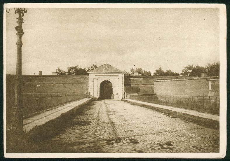 Иоанновский мост в конце 1920-х годов