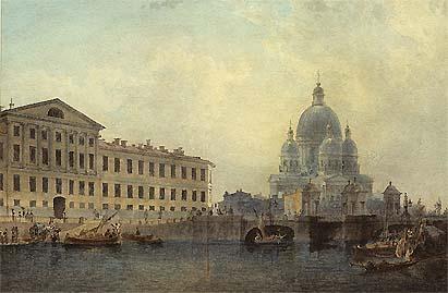 М. Воробьев. Петербург. Троицкий собор. (1820–1830-е гг)