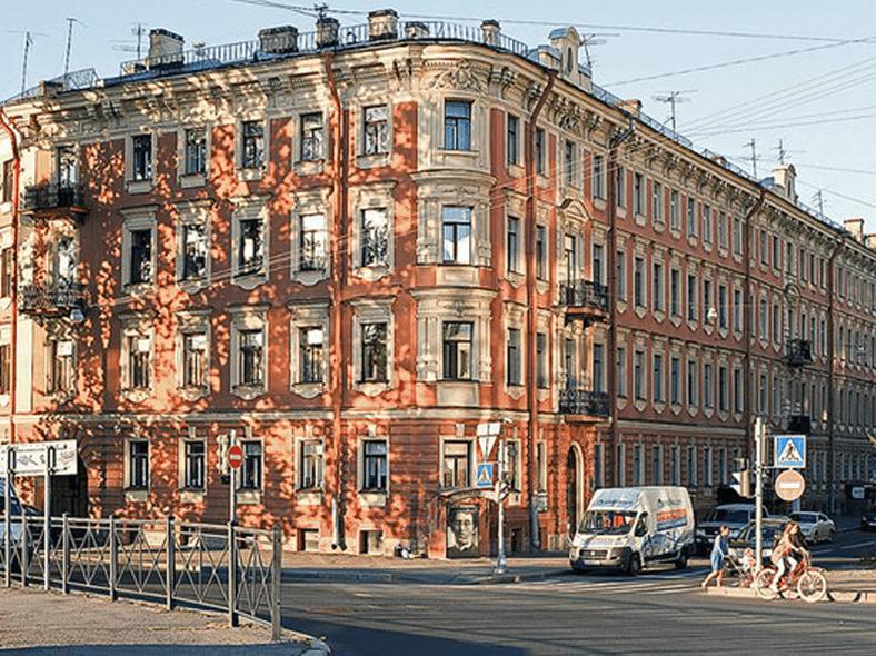 Музей Блока на Пряжке: http://svetznn.com/