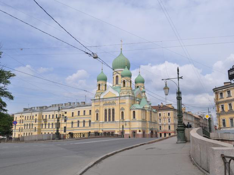Свято-Исидоровская церковь. Источник: http://photos.wikimapia.org/