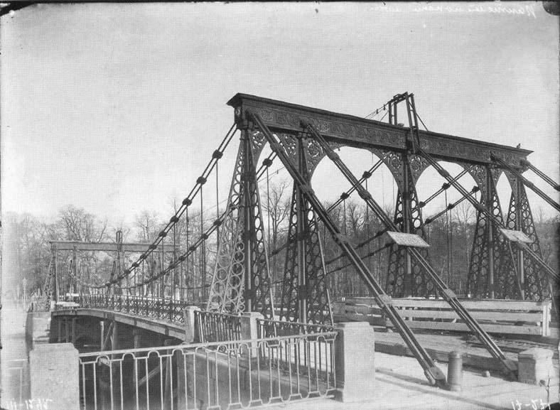 Мост в 1905 году