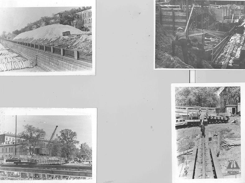 Реконструкция 1962–1963 годов