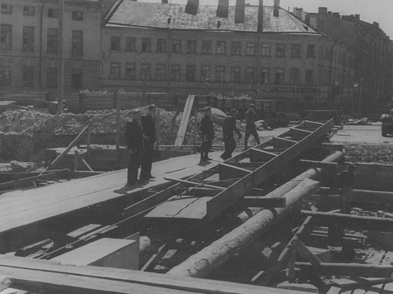 Реконструкция 1949 года